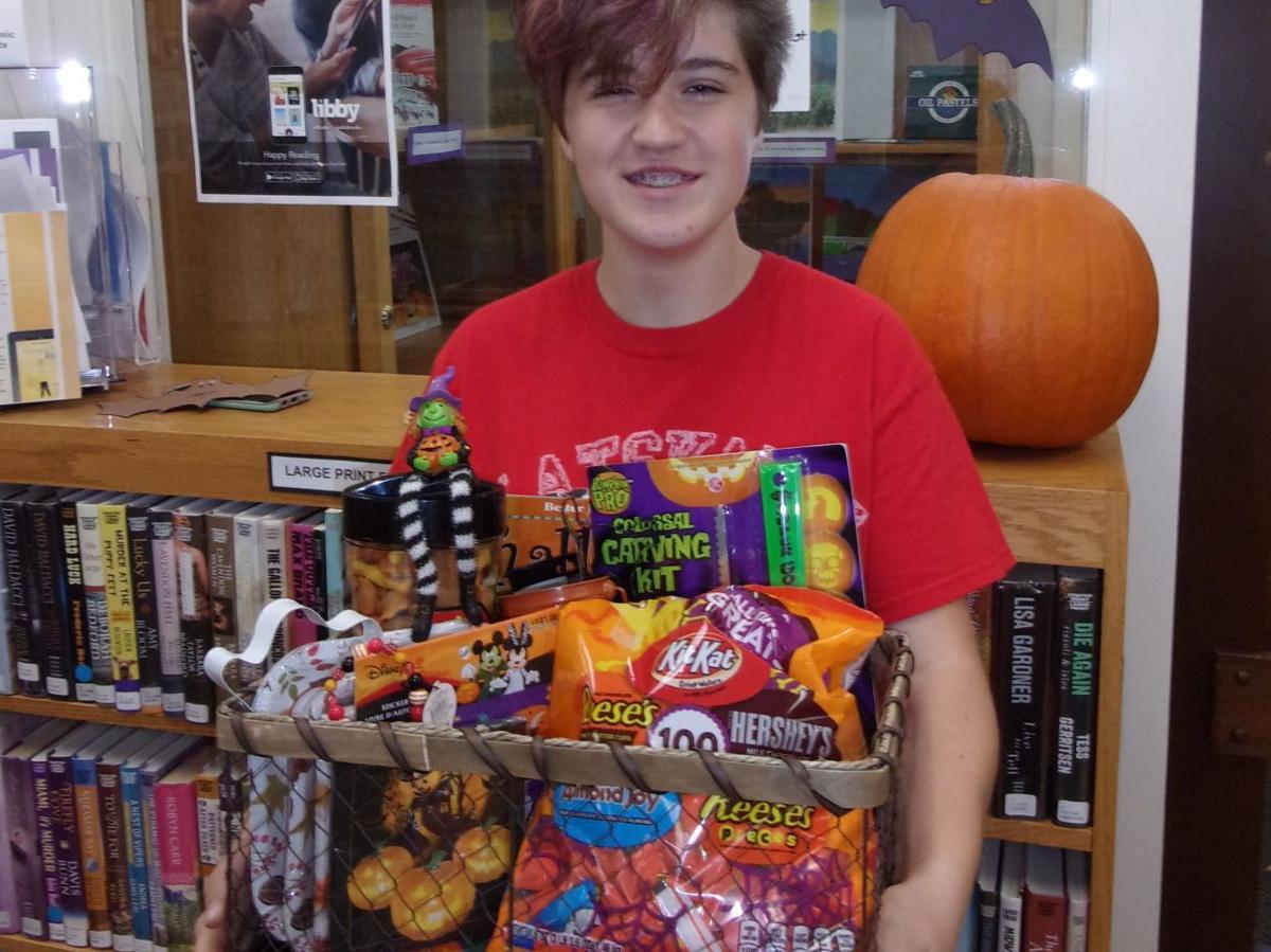 Pumpkin Contest Winner!