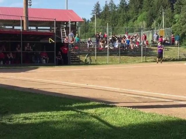Blodgett closes down another batter