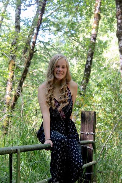 Amber Louise King