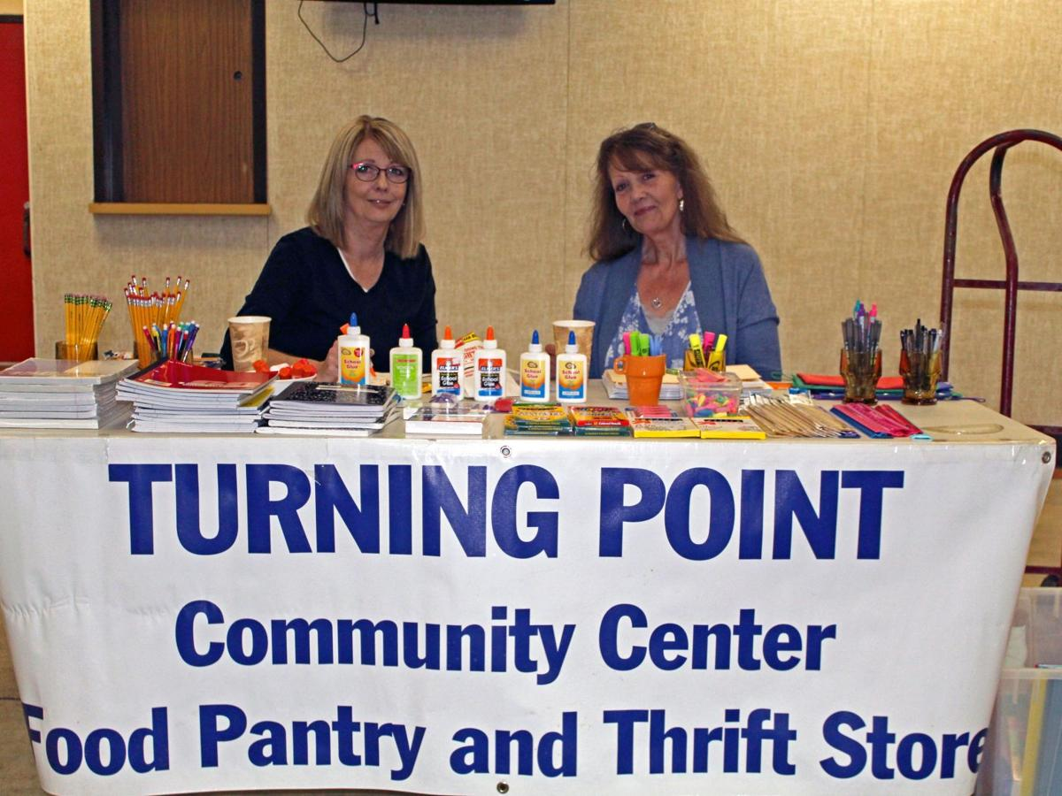 Turning Point supports students