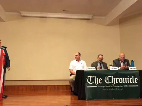 Columbia County Sheriff Candidate Forum