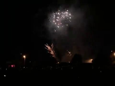 VIDEO: 4th of July Fireworks in Clatskanie