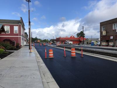 'A' Street Improvements