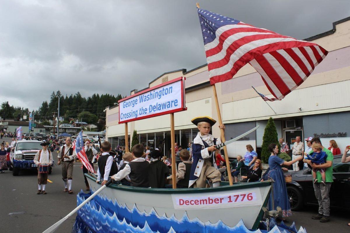 Heritage Days Parade