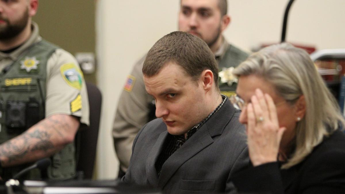 Daniel Butts in court