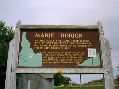 Marie Dorion