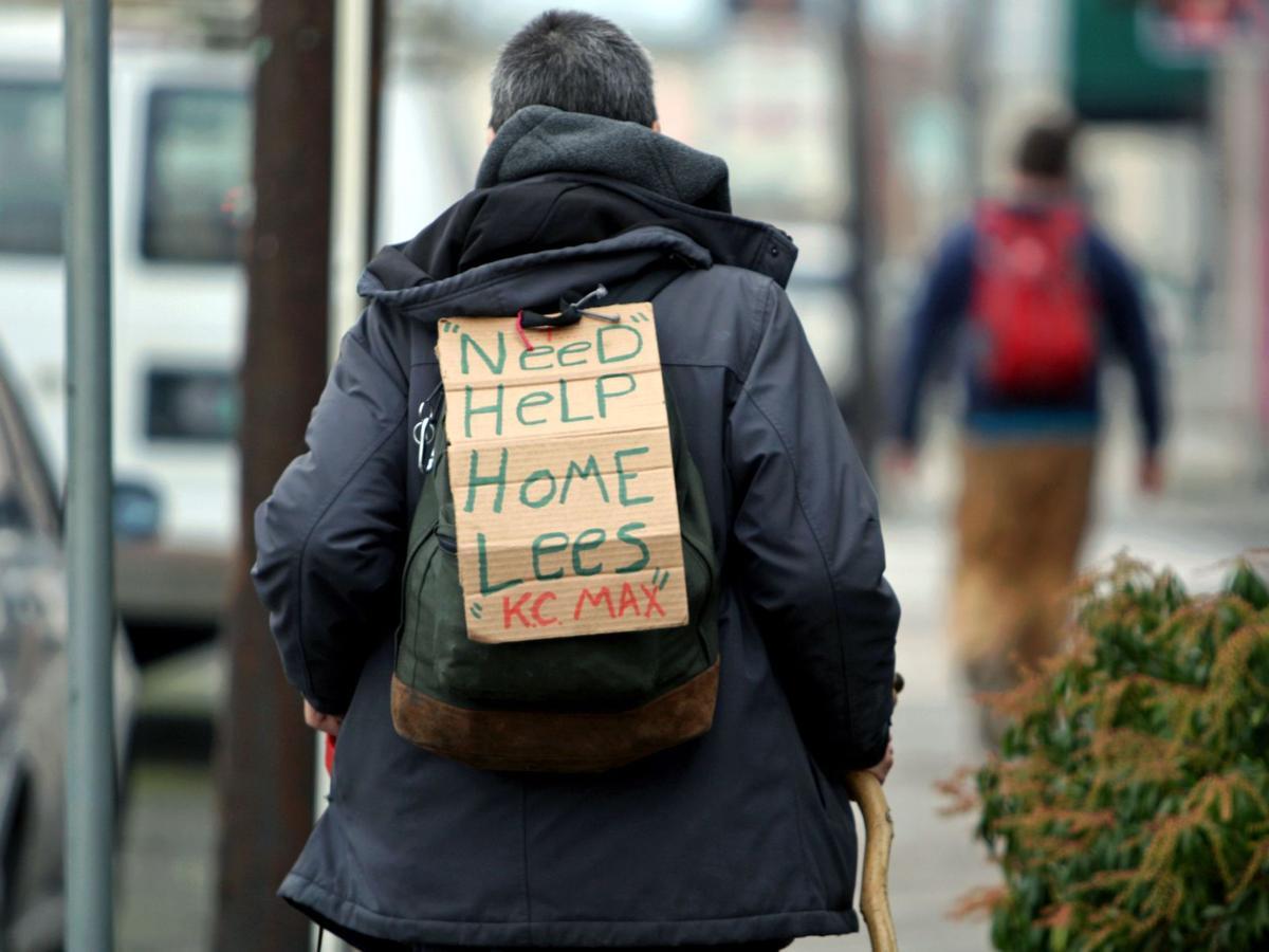Homeless, need help