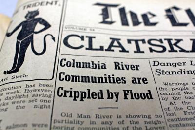 Flood of '48 waterlogged region