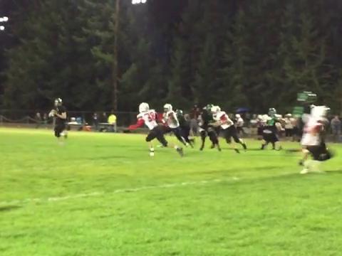 Touchdown Godfrey