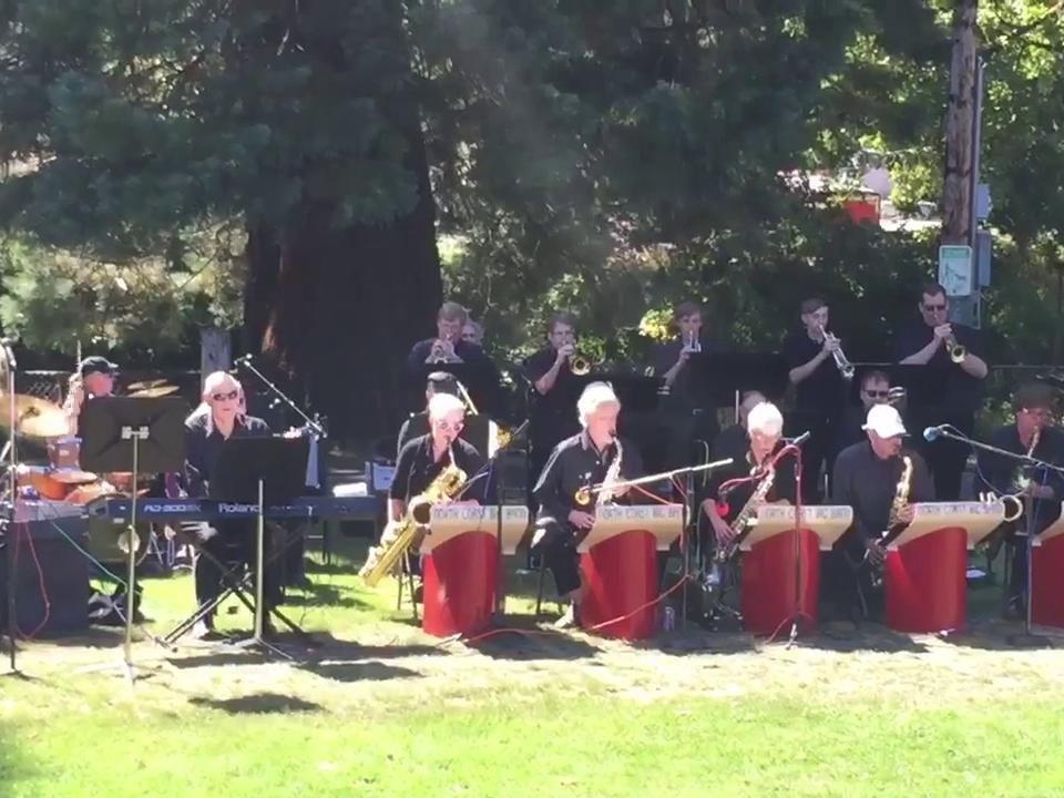 Annual Big Band in the Park on Labor Day
