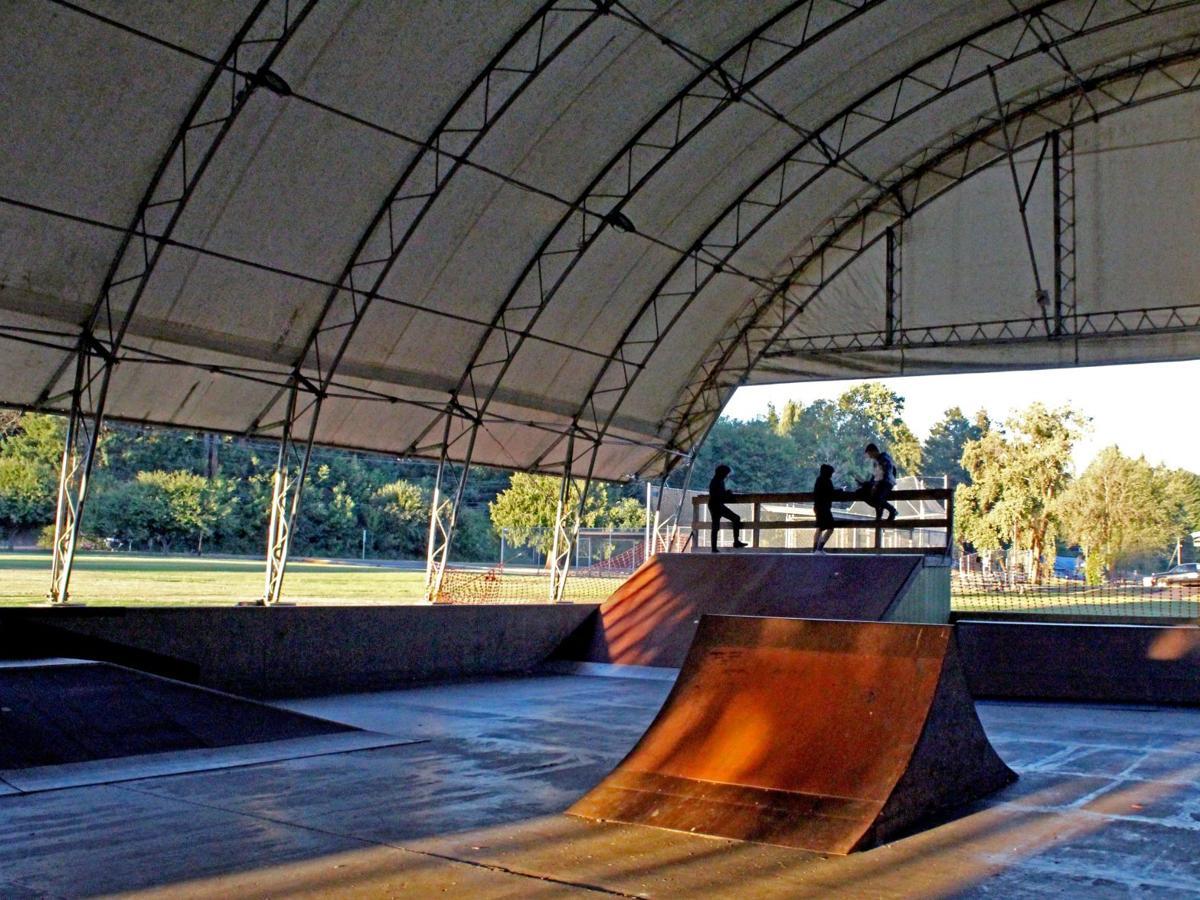 Clatskanie Skate Park