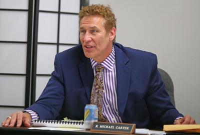 Rainier Superintendent Michael Carter