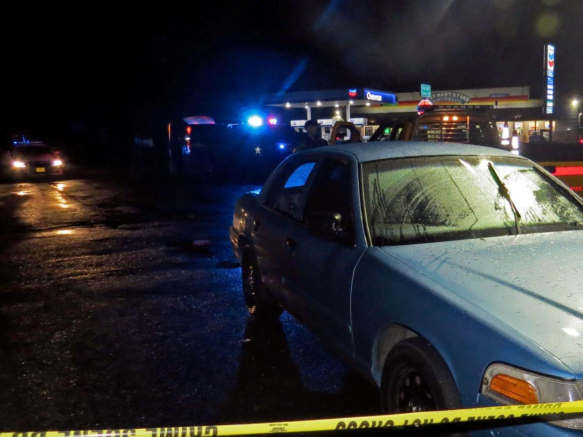 Fatal road rage in Westport