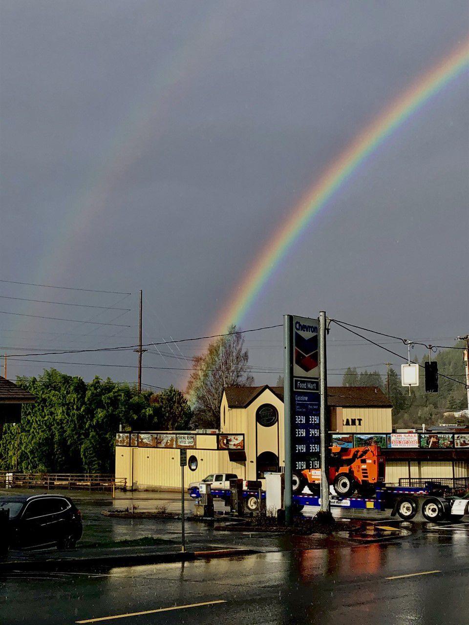 Clatskanie Rainbow
