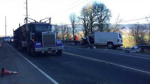Highway 30 crash