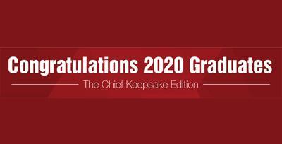 2020 Graduation pages