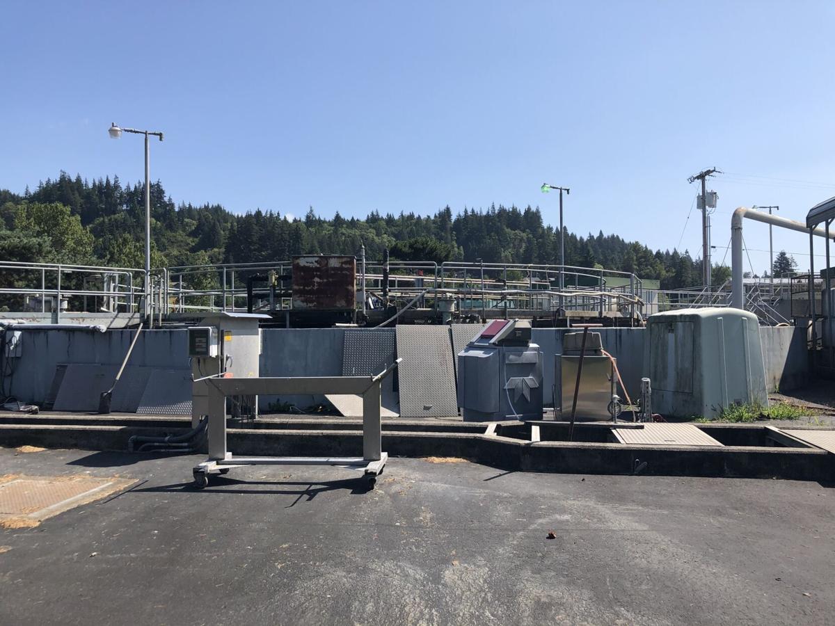 Clatskanie Sewer Plant