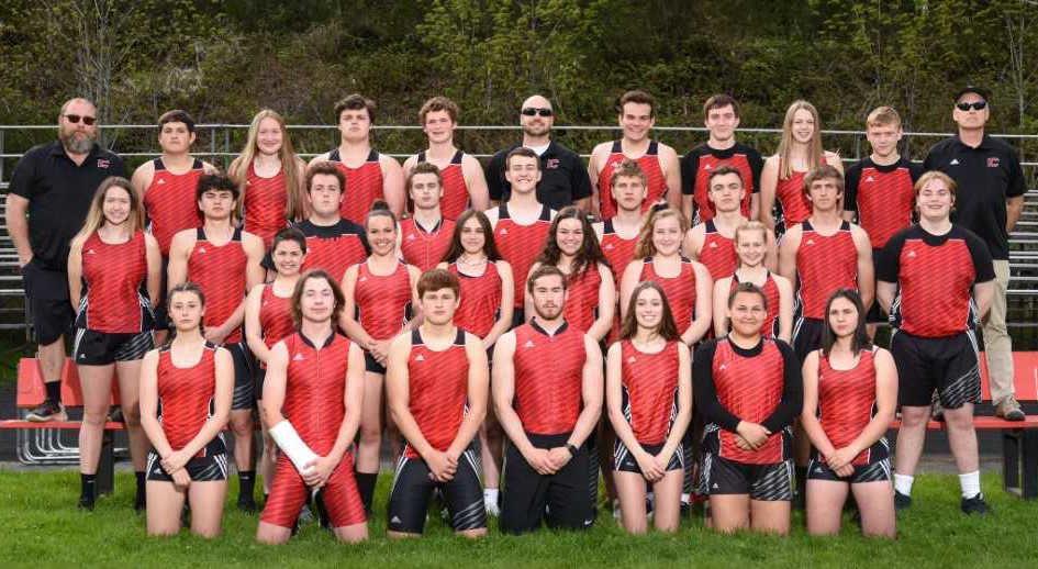 Clatskanie Track and Field Team