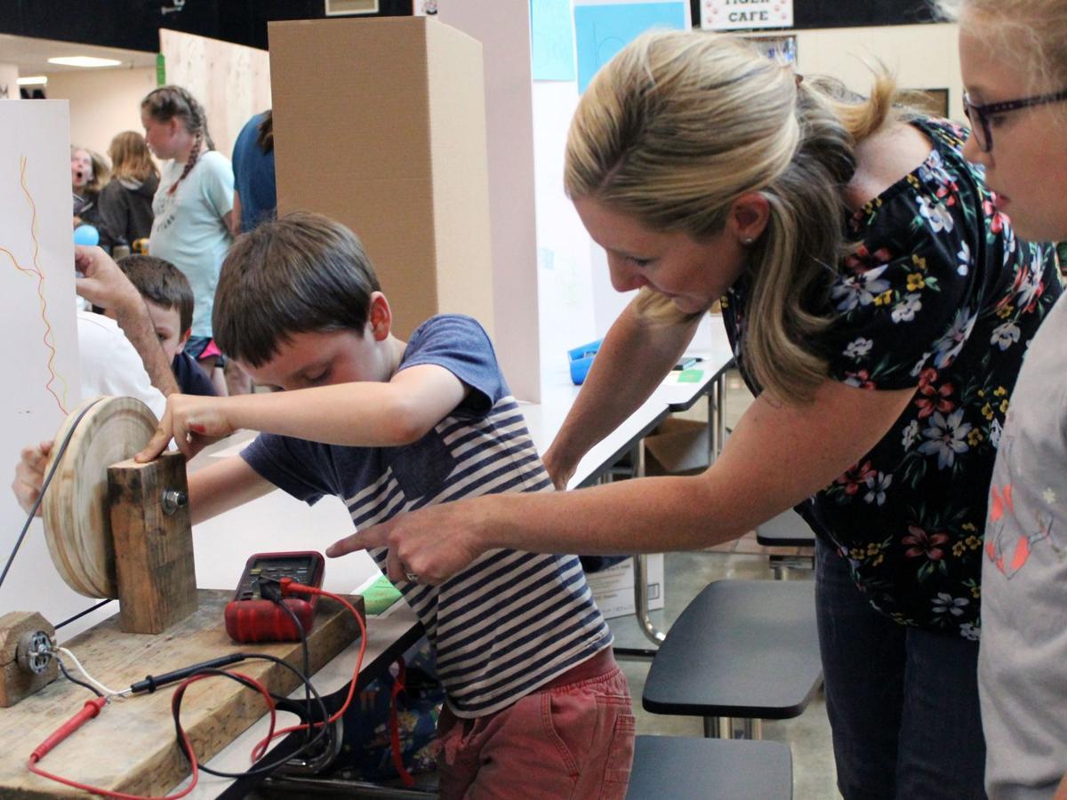 Clatskanie Schools Science Fair