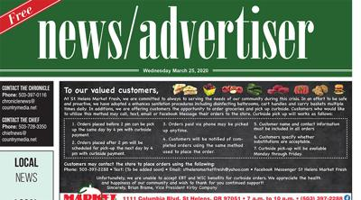 The News/Advertiser for This Week