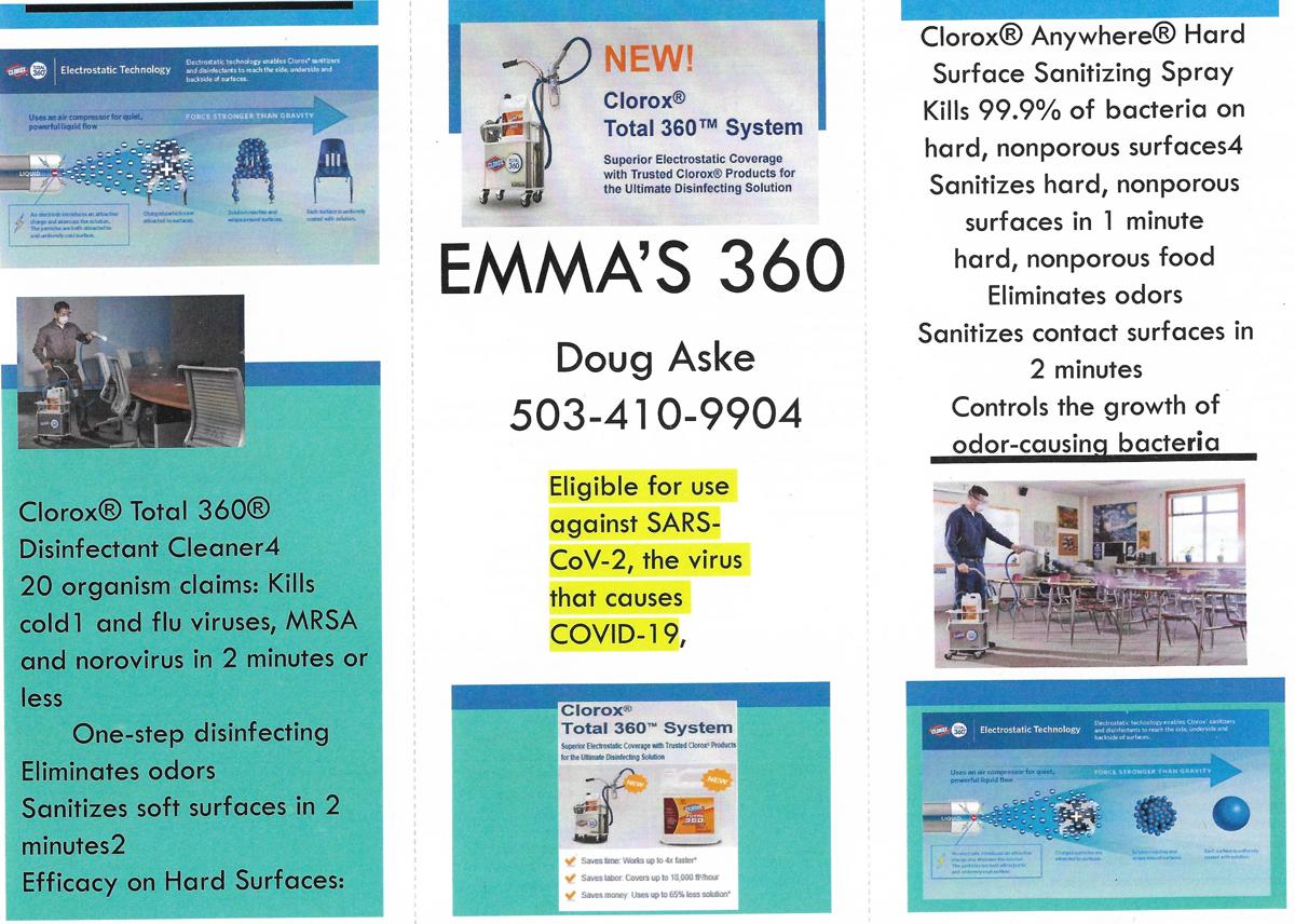 Emma's 360 LLC