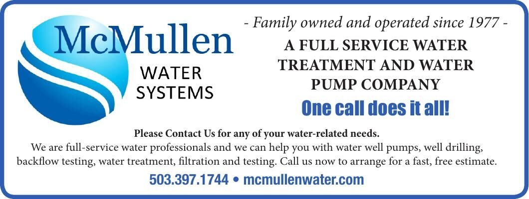 McMullen Water Systems