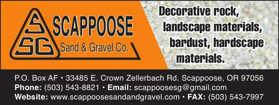 Scappoose Sand and Gravel Company