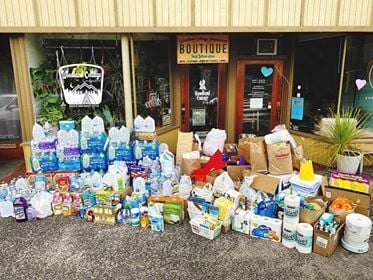 Warm Springs donations