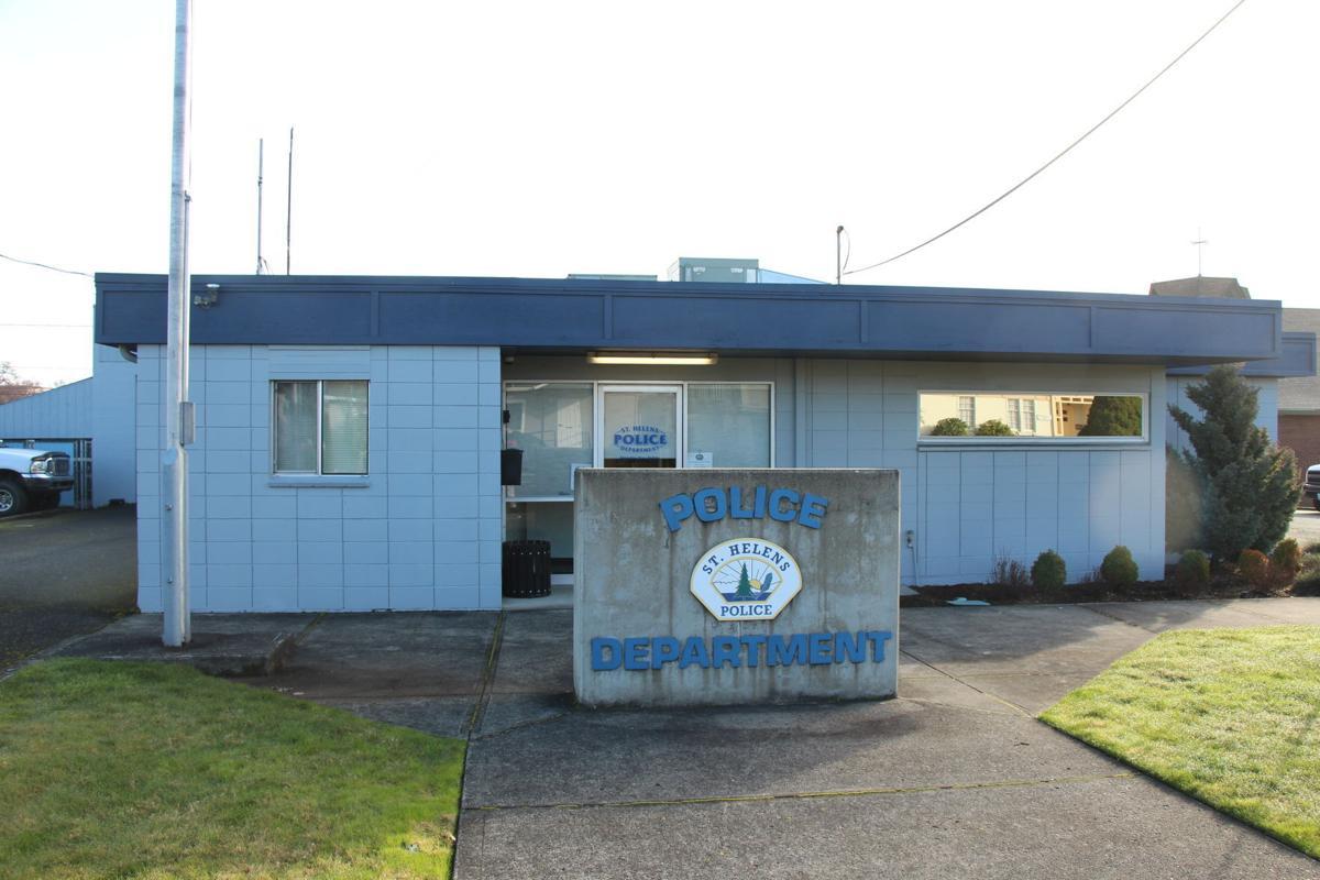 St. Helens Police Station
