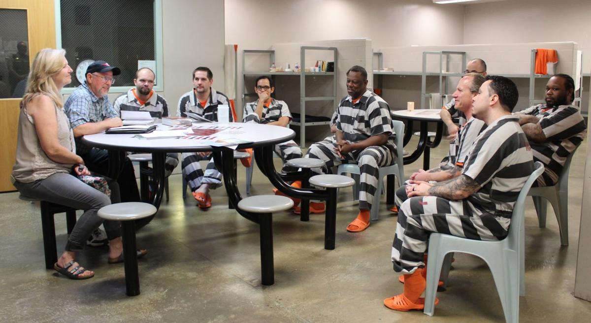 Life lessons program prepares inmates for life outside jail | News