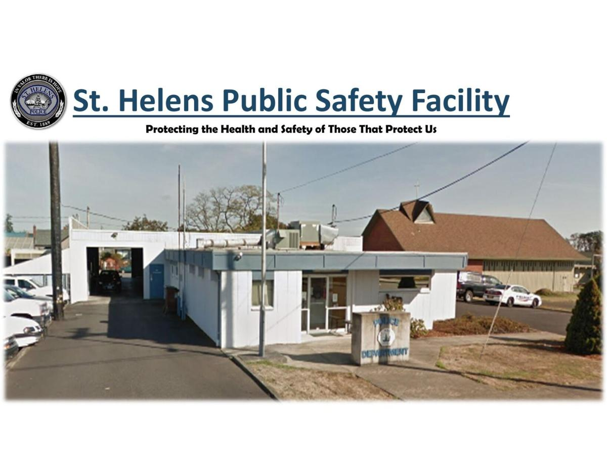 St. Helens Public Safety Facility Report