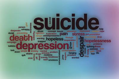Suicide in Columbia County