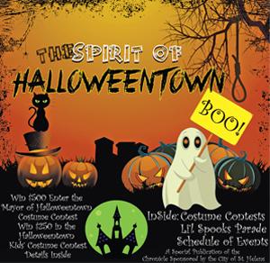The Spirit of Halloweentown | | thechronicleonline.com