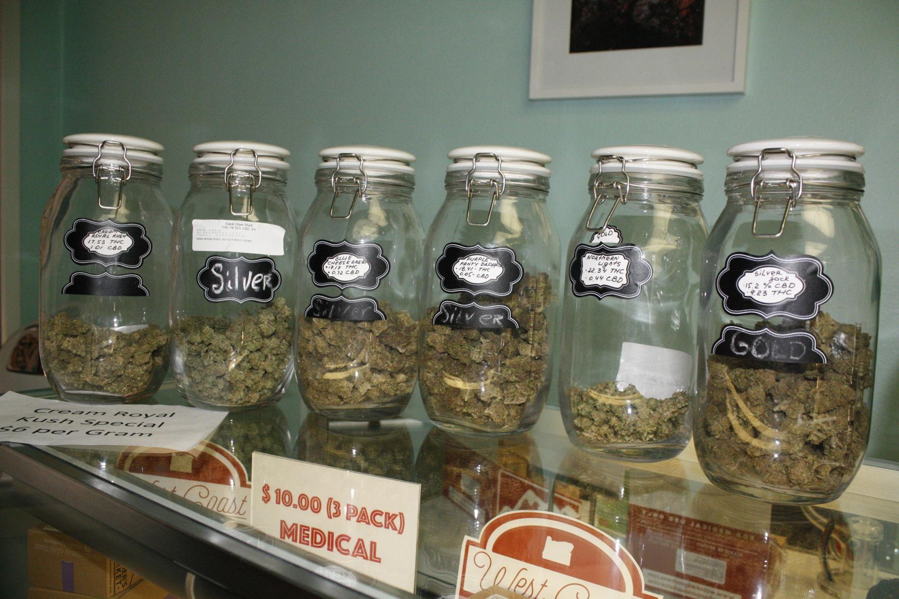Marijuana Pot money may cover property tax