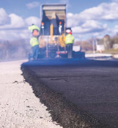 County Paving Projects