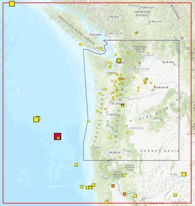 Coast Earthquake