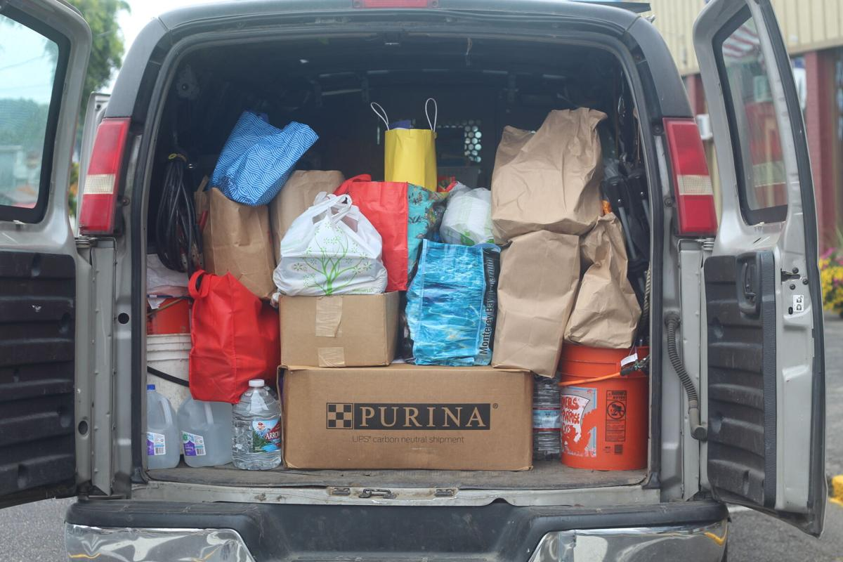 Warm Springs Donations 2