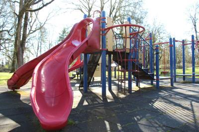 Aging Playground Equipment