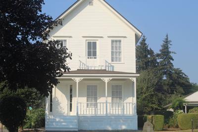 Caples House