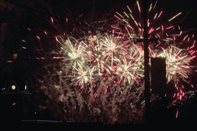 Fireworks Returning?