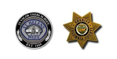 SHPD and CCSO logos