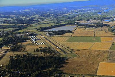 Scappoose airport