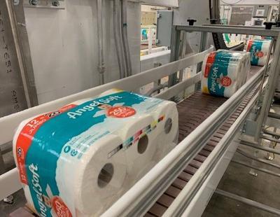 New Tissue Line