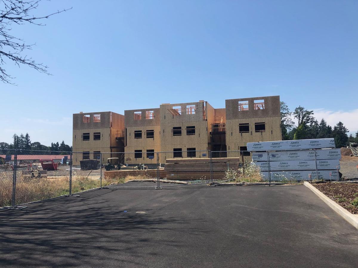 New Apartments