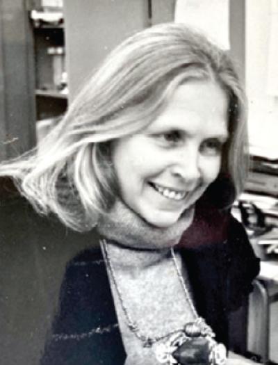 Dr. Hazel McCubbin PhD