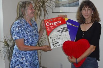 Mentally Healthy Support Meeting In Vernonia Oct 28 Out About