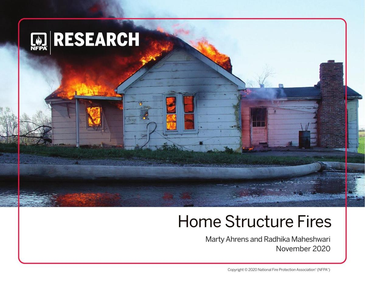 Home Structure Fires Report