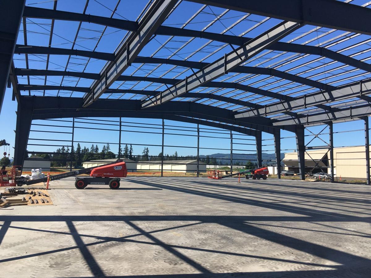 New Hangar
