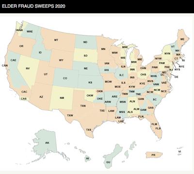 Sweep Locations