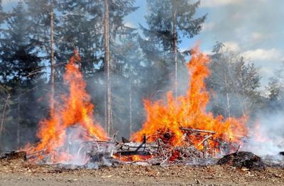 Wildfire Caution Advisory